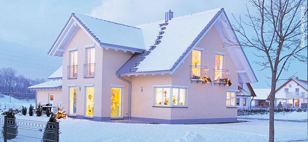 Energie sparen durch Wärmedämmung