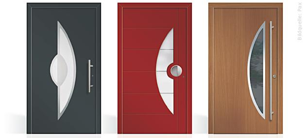 Gestaltung von Türen