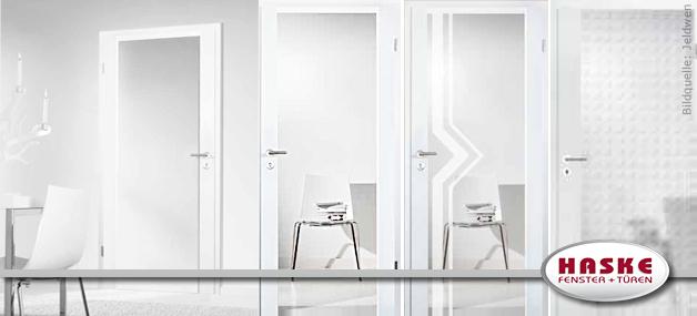 Holzglastüren- Elegant und formstabil