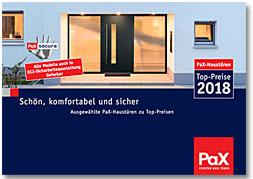 Pax Haustürenaktion